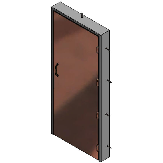 SE 2 Medium Security Door