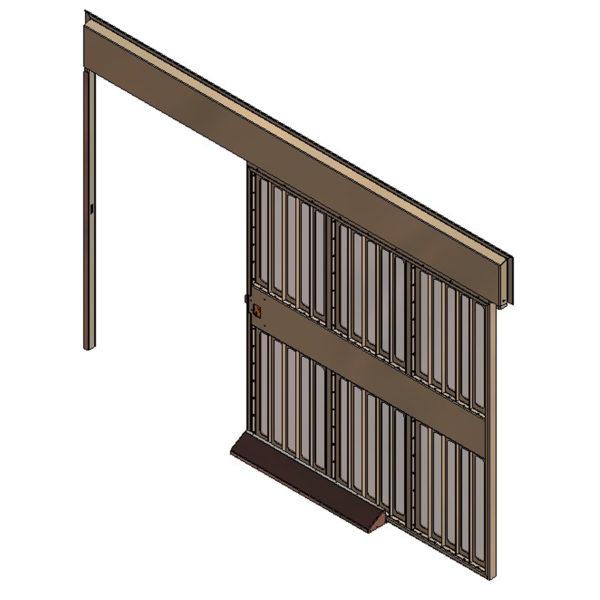 SE Dura slide door