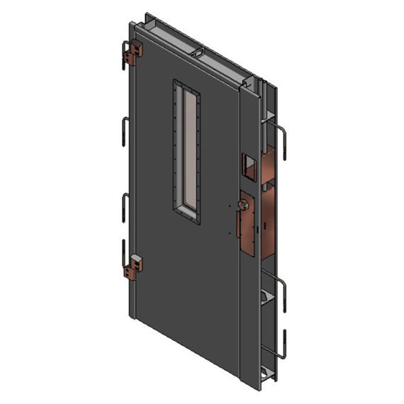 SE Secure Fire Door