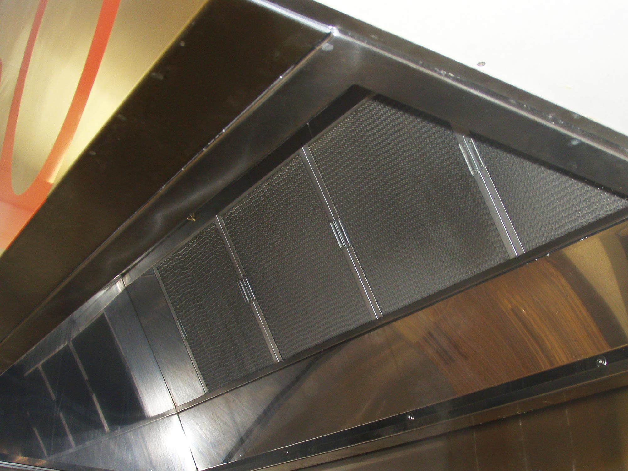 range hood commercial-overhead