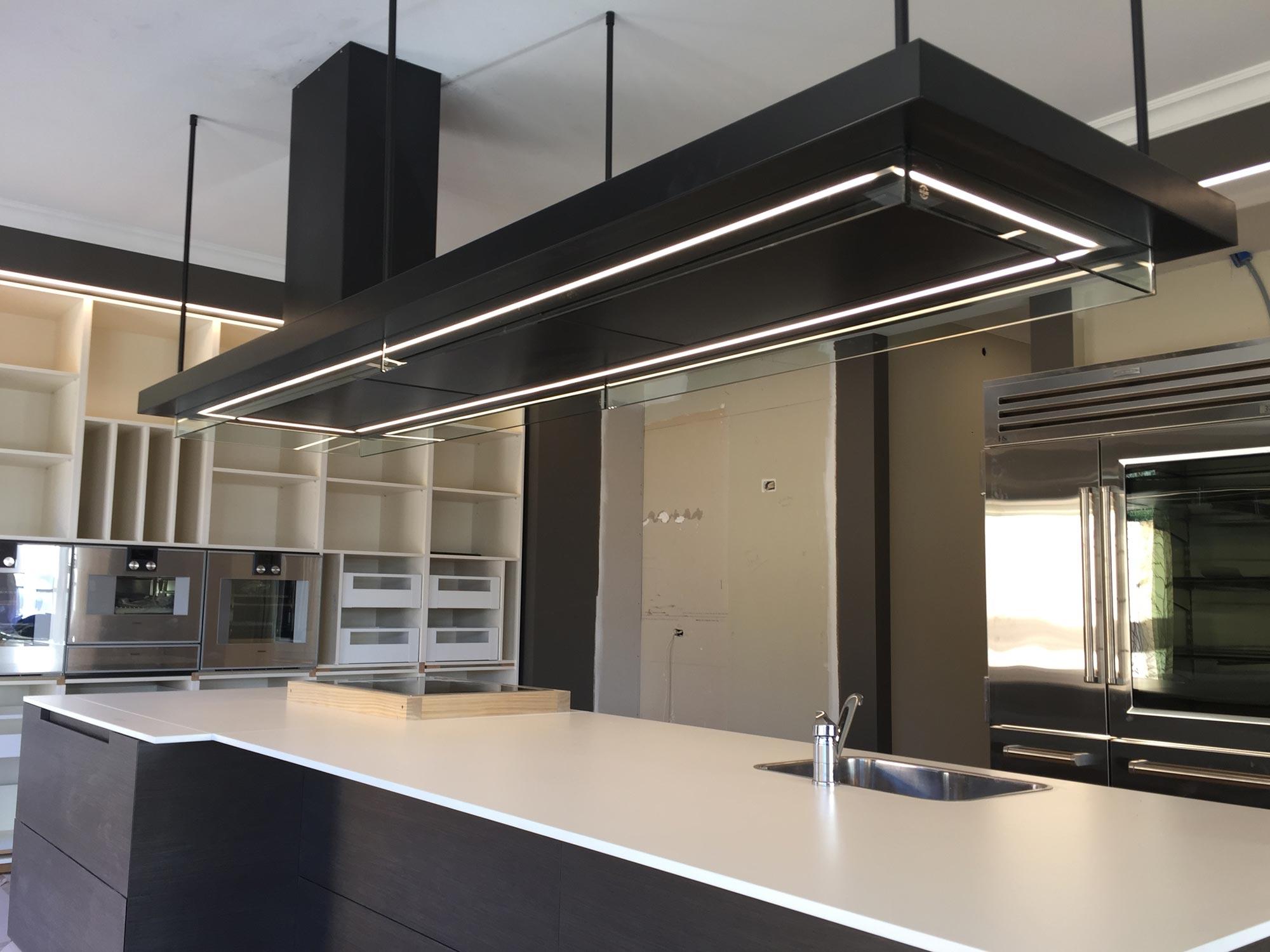 architectural range hoods domestic